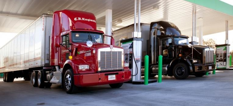 how to start a gas trucking company